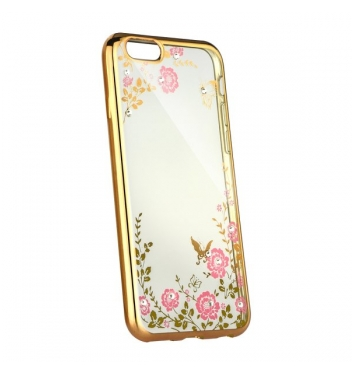Forcell DIAMOND - puzdro pre  Samsung Galaxy S7 (G930) gold