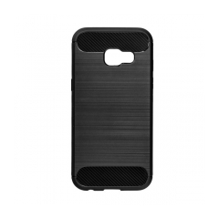 Forcell CARBON - puzdro pre  Samsung Galaxy A3  2017 black