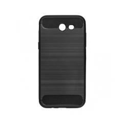 Forcell CARBON - puzdro pre  Samsung Galaxy J3  2017 black