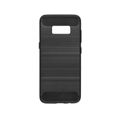 Forcell CARBON - puzdro pre  Samsung Galaxy S8 PLUS black