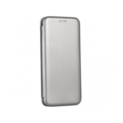 Book Forcell Elegance - puzdro pre Apple iPhone 5/5S/5SE grey