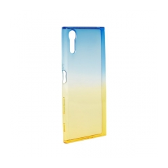 Forcell OMBRE - puzdro pre Sony Xperia XZ blue-gold