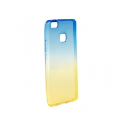 Forcell OMBRE - puzdro pre Huawei P9 LITE blue-gold