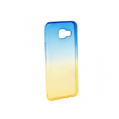 Forcell OMBRE - puzdro pre Samsung Galaxy A3 2016 blue-gold
