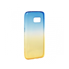 Forcell OMBRE - puzdro pre Samsung Galaxy S7 (G930) blue-gold