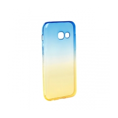 Forcell OMBRE - puzdro pre Samsung Galaxy A5  2017 blue-gold