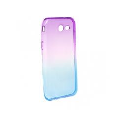 Forcell OMBRE - puzdro pre Samsung Galaxy J3  2017 purple-blue