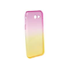 Forcell OMBRE - puzdro pre Samsung Galaxy J3  2017 rose-gold