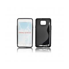 Puzdro gumené pre Samsung Galaxy I9000 čierne