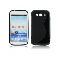 Puzdro gumené pre Samsung S6790 Galaxy Fame Lite cierne