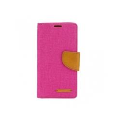 Canvas Book - puzdro pre Samsung Galaxy J3 2017 pink