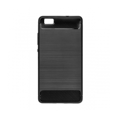 Forcell CARBON - puzdro pre Huawei Y6 2017 black