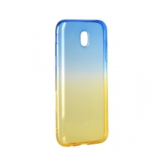 Forcell OMBRE - puzdro pre Samsung Galaxy J5 2017 blue-gold