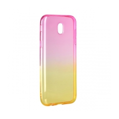 Forcell OMBRE - puzdro pre Samsung Galaxy J5 2017 rose-gold