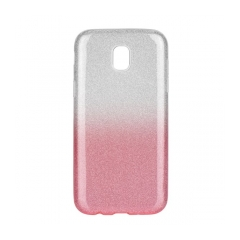 Forcell SHINING - puzdro pre Samsung Galaxy J5 2017 transparent/pink