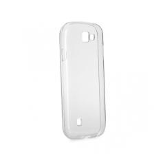 Silikónový 0,5mm zadný obal pre LG Q6