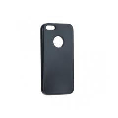 Jelly Case Flash Mat - kryt (obal) pre Apple iPhone 8 black