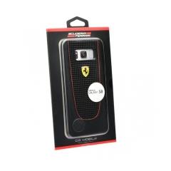 Original tvrdý kryt (obal) Ferrari  FEPIHCS8BK Samsung S8 black