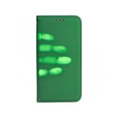 Thermo Book - puzdro pre Samsung Galaxy J3 2017 green