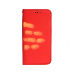 Thermo Book - puzdro pre Huawei Y6 2017 red