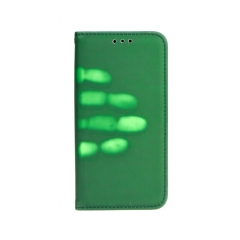 Thermo Book - puzdro pre Huawei Y7 green