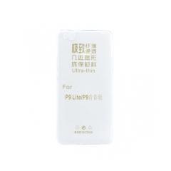 Silikónový 0,3mm zadný obal pre Huawei P9 Lite MINI / Enjoy 7 transparent