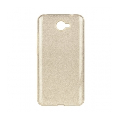 Forcell SHINING - puzdro pre Huawei Y7 gold