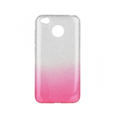 Forcell SHINING - puzdro pre XIAOMI Redmi 4X clear/pink