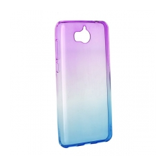 Forcell OMBRE - puzdro pre Huawei Y6 2017 purple-blue