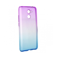 Forcell OMBRE - puzdro pre Huawei Y7 purple-blue