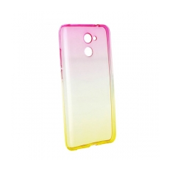 Forcell OMBRE - puzdro pre Huawei Y7 pink-gold