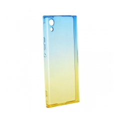 Forcell OMBRE - puzdro pre Sony Xperia XA1 blue-gold