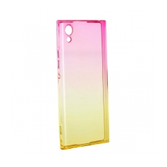 Forcell OMBRE - puzdro pre Sony Xperia XA1 pink-gold