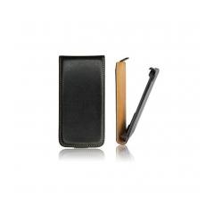 Puzdro flip Sony Xperia C (S39H) cierne