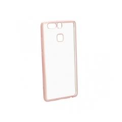 ELECTRO Jelly - zadný obal pre Huawei P9 Lite MINI / Enjoy 7 rose gold