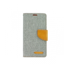 Canvas Book - puzdro pre LG X-Power 2 gray