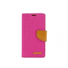 Canvas Book - puzdro pre Apple iPhone X pink