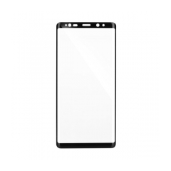 Tempered Glass  - Samsung Galaxy Note 8 Full Face - black tempered glass