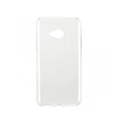 Silikónový 0,5mm zadný obal pre - HTC U Play transparent