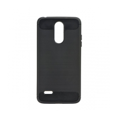 Forcell CARBON - puzdro pre LG K10 2017 black