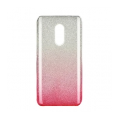 Forcell SHINING - puzdro pre XIAOMI Redmi NOTE 4/4X clear/pink