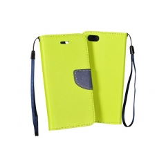 Puzdro Fancy Samsung G360 GALAXY CORE PRIME LIME-NAVY