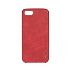 XLEVEL Vintage - puzdro pre Apple iPhone 7 (4,7) red