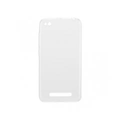 Silikónový 0,5mm zadný obal pre - Xiaomi Redmi 4A transparent