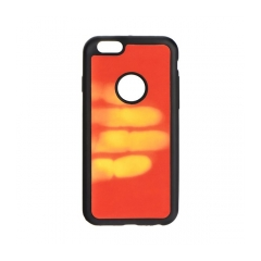 THERMO Case - zadné puzdro pre Huawei Y6 2017 / Y5 2017 red