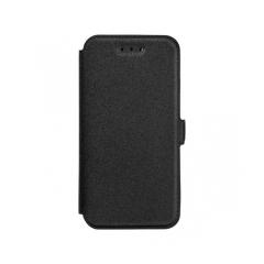 Book Pocket - puzdro pre LG Q6 black