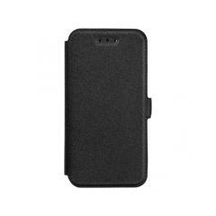 Book Pocket - puzdro pre Apple iPhone X black