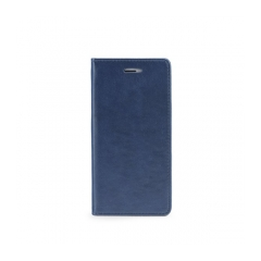 Magnet Book - puzdro pre Apple iPhone X navy blue