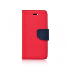 Fancy Book - puzdro pre Apple iPhone X red-navy
