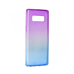 Forcell OMBRE - puzdro pre Samsung Galaxy NOTE 8 purple-blue